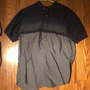Button up Eddie Bauer shirt